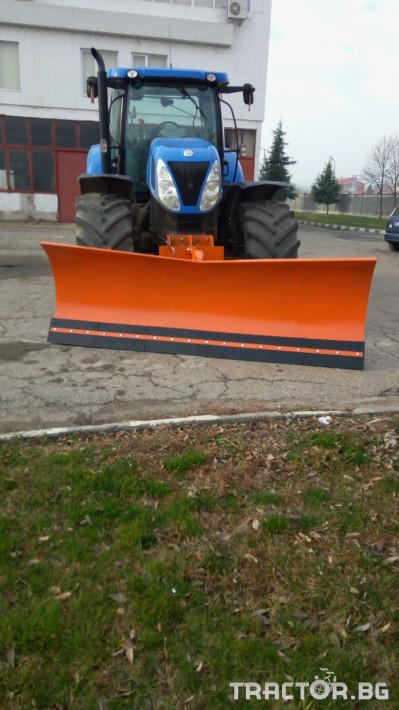 Техника за почистване Гребло за сняг 9 - Трактор БГ