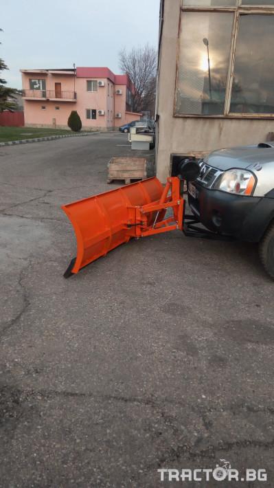 Техника за почистване Гребло за сняг 10 - Трактор БГ