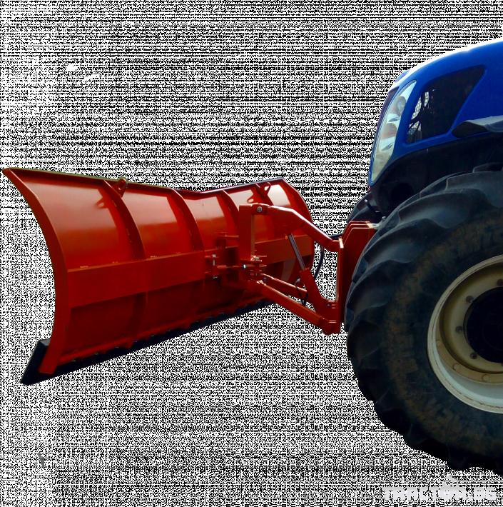 Техника за почистване Гребло за сняг 11 - Трактор БГ