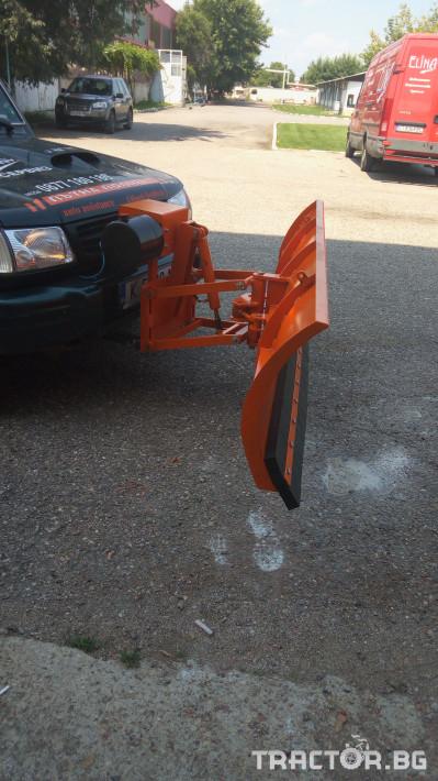 Техника за почистване Гребло за сняг 13 - Трактор БГ