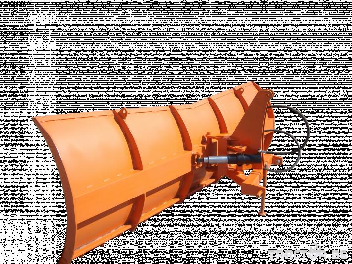 Техника за почистване Гребло за сняг 1 - Трактор БГ