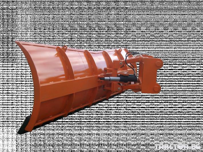 Техника за почистване Гребла за сняг Нова Агро 0 - Трактор БГ
