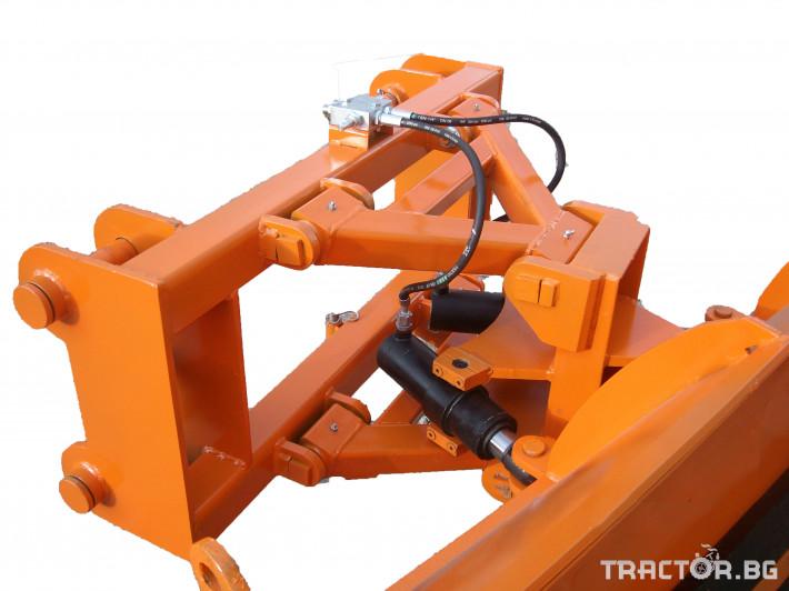 Техника за почистване Гребла за сняг Нова Агро 2 - Трактор БГ