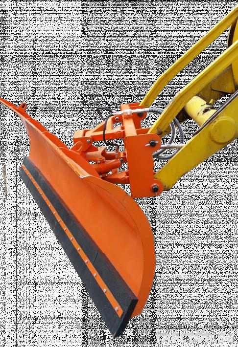Техника за почистване Гребла за сняг Нова Агро 1 - Трактор БГ