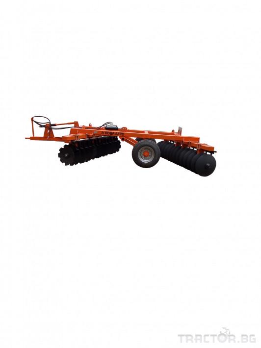 Брани Нова Агро БД-3.0 0 - Трактор БГ