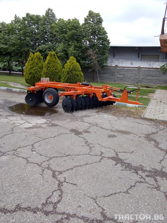 Брани Нова Агро БД-3.0 2 - Трактор БГ