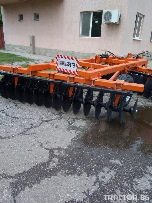 Брани Нова Агро БД-3.0 3 - Трактор БГ