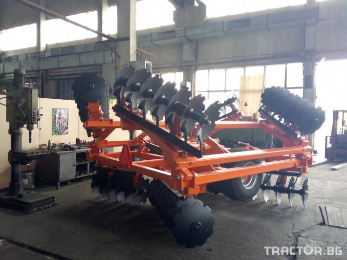 Брани Нова Агро БД-6.0 2 - Трактор БГ