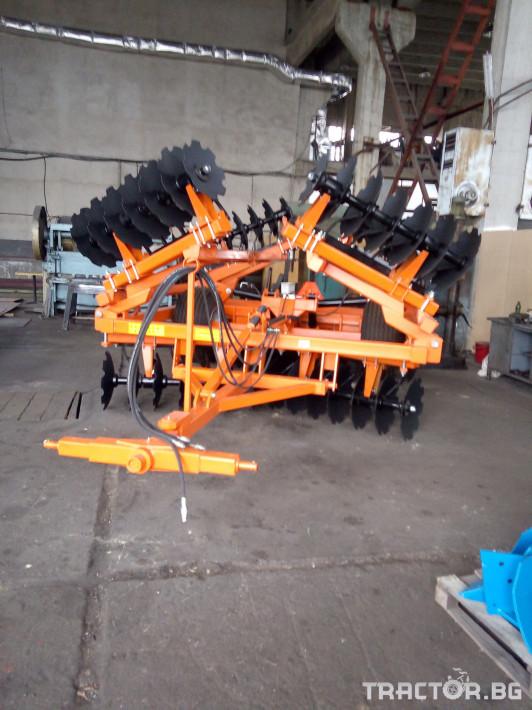 Брани Нова Агро БД-6.0 3 - Трактор БГ