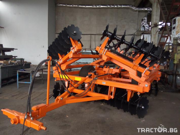 Брани Нова Агро БД-6.0 6 - Трактор БГ