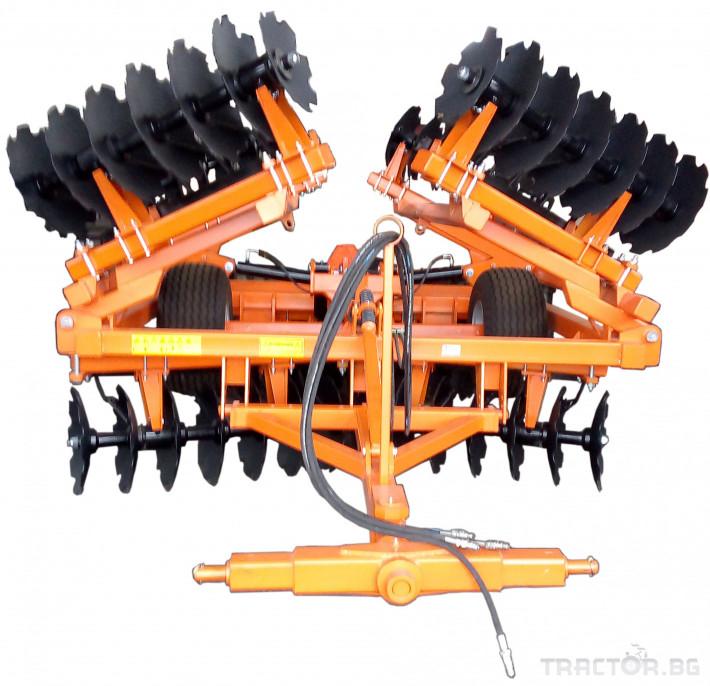 Брани Нова Агро БД-6.0 0 - Трактор БГ