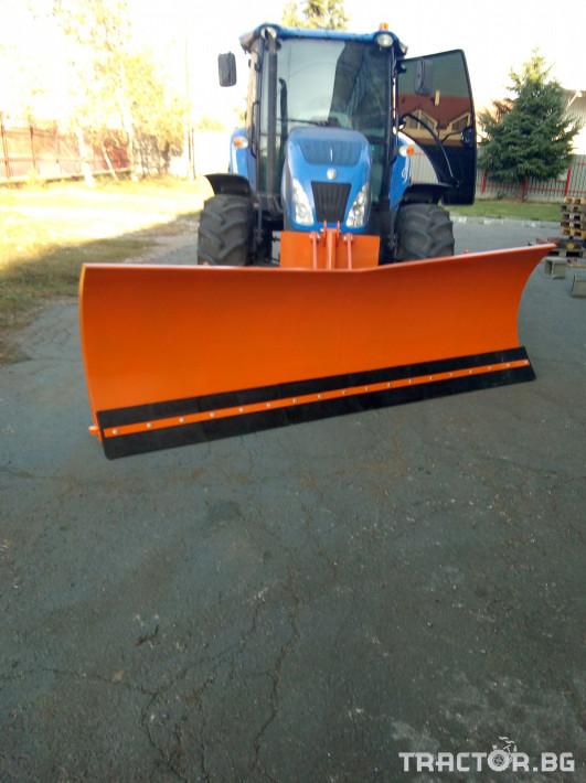 Техника за почистване Гребло за сняг 15 - Трактор БГ