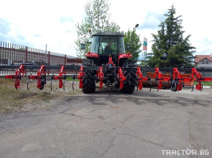 Култиватори Окопен култиватор Нова Агро КОН-7.0 0 - Трактор БГ