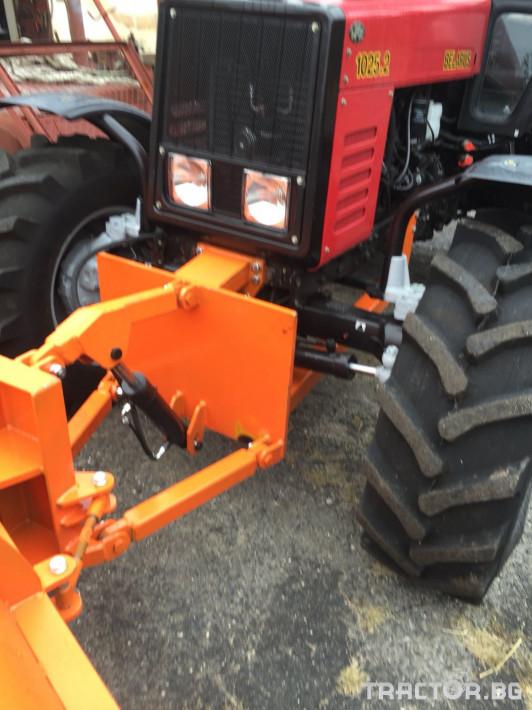 Техника за почистване Гребло за сняг 17 - Трактор БГ