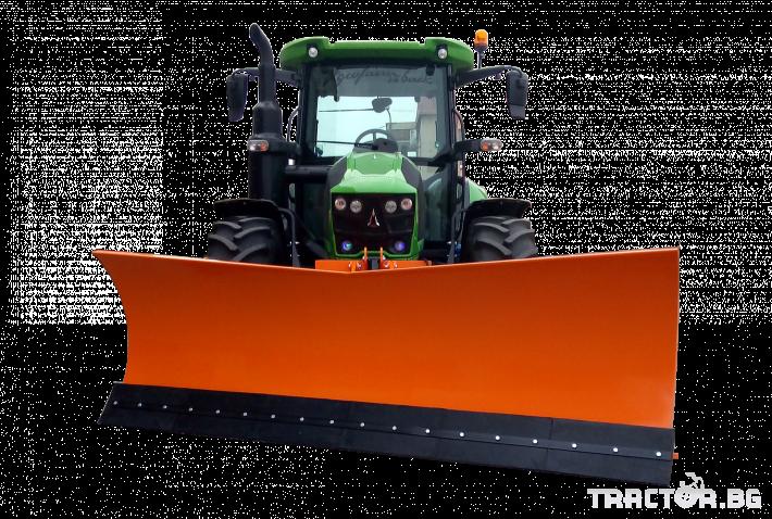 Техника за почистване Гребло за сняг 0 - Трактор БГ